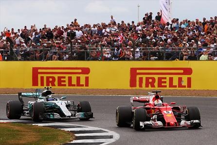 Formula 1 in Northumberland