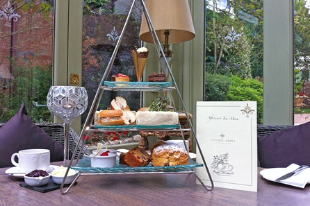 Afternoon Tea for Two in Roxburghshire