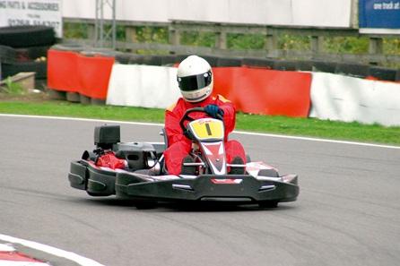 Go Karting in Ayrshire