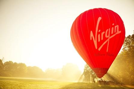 Hot Air Balloon in Ayrshire