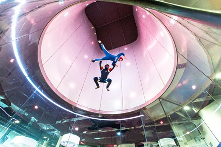 Indoor Skydiving in Ayrshire