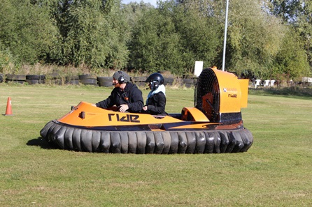 Hovercraft in Ayrshire