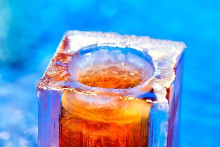 Icebar in Ayrshire