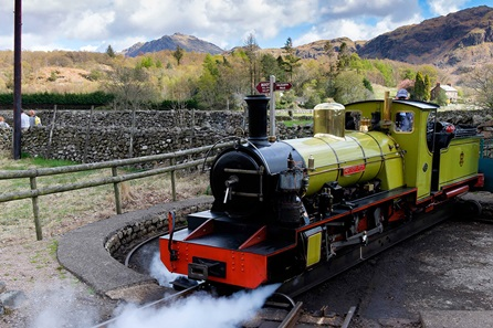 Steam Trains in North Riding