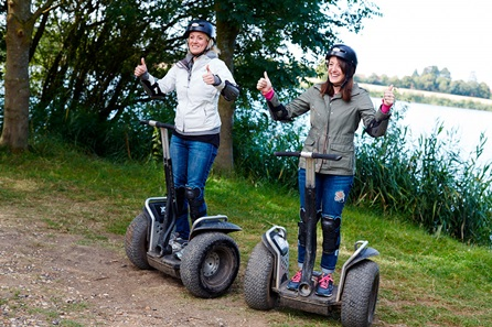 Segway in North Riding