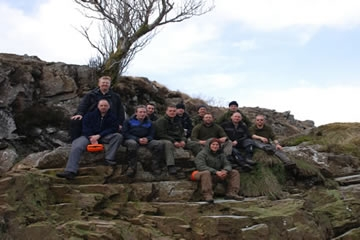 Survival Course in North Riding