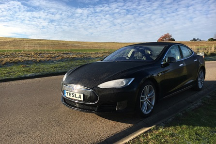 Electric Cars in Cheshire